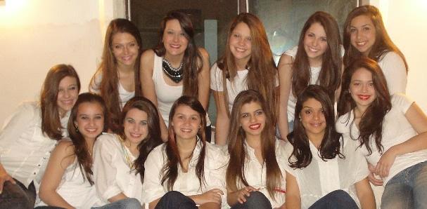 As lindas candidatas ao título de Miss Brotinho
