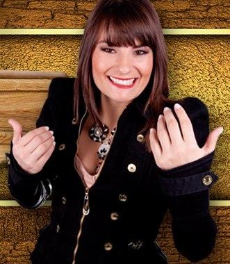 A cantora sertaneja Maiara Coelho que promete fazer bonito hoje na Kalávia!