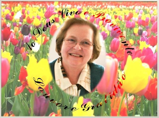Irmã Claudete Anastácia Smaga, comemorou 50 anos de vida religiosa