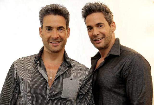 Lembra deles? Referência quando o assunto era beleza e estética nos anos 90, os gêmeos cabeleireiros Maurício e Roberto Martins estarão em Lages no Fashion Hair 2.1... Miauuu!!