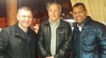 Zulmiro Klann, Paulo Baggio e Jhonathan Roberto Silva