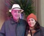 Gabriel Ribeiro Vieira e Tereza Cristina