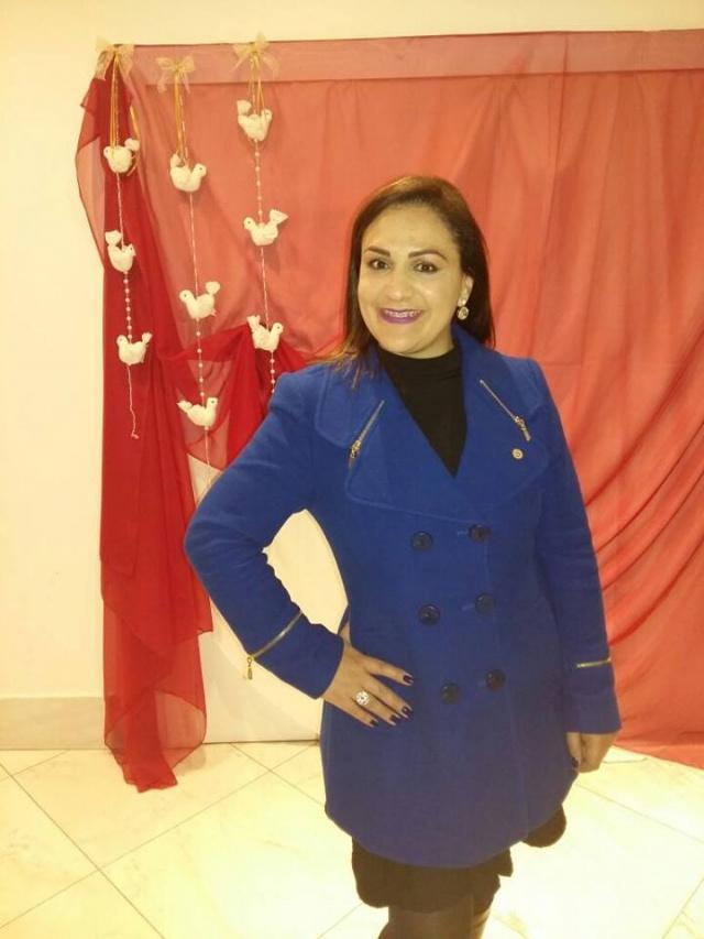 Dia de soprar velinhas com Ana Paula Souza Spagnoli. Parabéns!