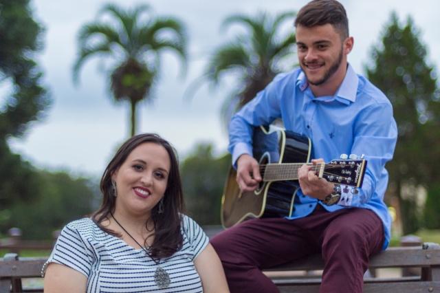 Ana Paula da Silva e David Antônio Barboza correm os preparativos de seu casamento que acontecerá no dia 10 de dezembro! Foto Cloud Photography