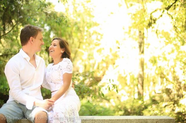 Em total clima de Ano Novo, José Carpim Neto e Luciana da Silva, esperam ansiosos a chegada de fevereiro, quando o casal dirá um Sim! para o amor