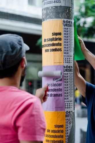 Leonardo Beltrão criou o #UmLambePorDia