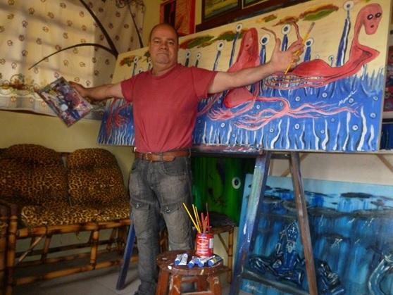 A partir de 1º de agosto, belas obras inéditas de Maronil Martins, poderão ser conferidas na Exposição Surreal, no Museu Malinverni Filho. As visitas são gratuitas.