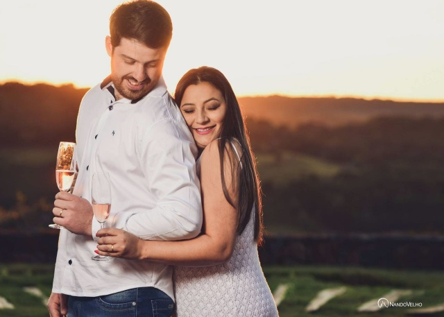 Samir Machado da Silva e Tâmara Carvalho Lima correm felizes com os preparativos para o seu grande dia. O apaixonado casal se casa em 16 de setembro! Foto Nando Velho