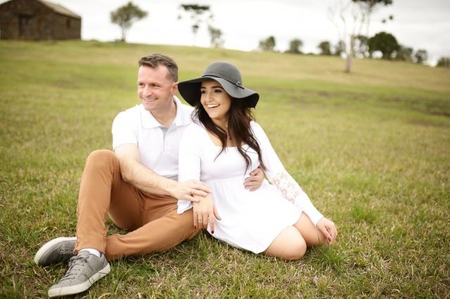 Casamento! Será neste dia 23, sábado, o dia do grande Sim de Aline Rodrigues e Luis Bandieri. Os apaixonados casam-se com as bênçãos de Nossa Senhora dos Prazeres na Catedral Diocesana