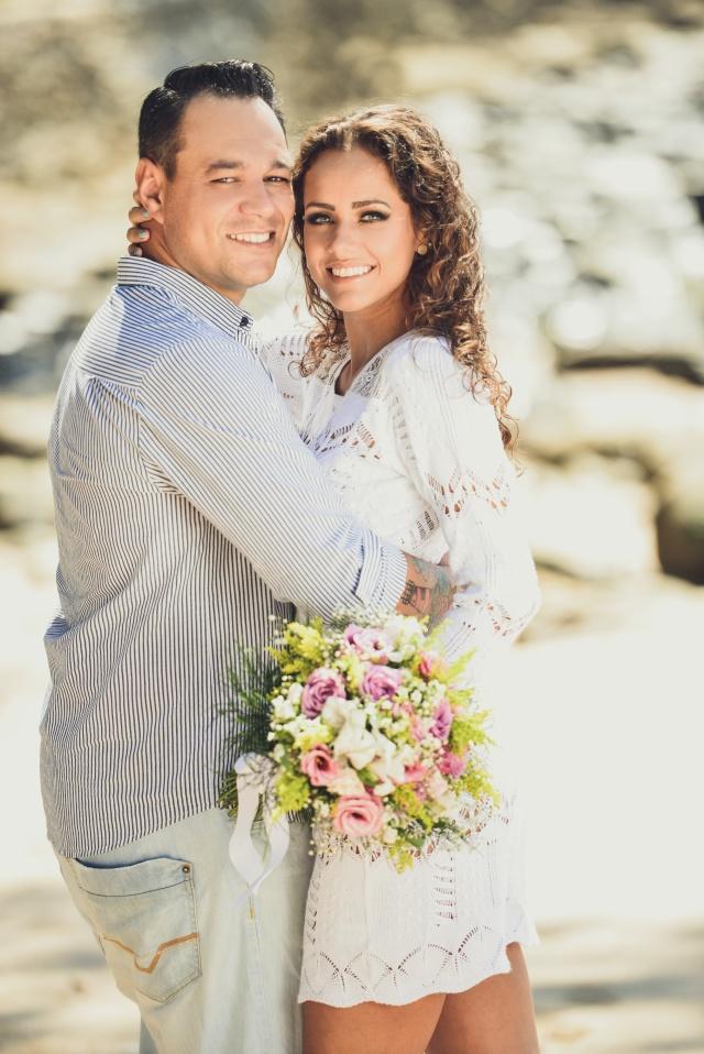 Foi neste sábado, 27 de outubro, o casamento da Miss Lages Catherine Corrêa Peruzzolo com o biólogo Gustavo Gamba. A linda festa foi em Bombinhas. Foto Nando Velho