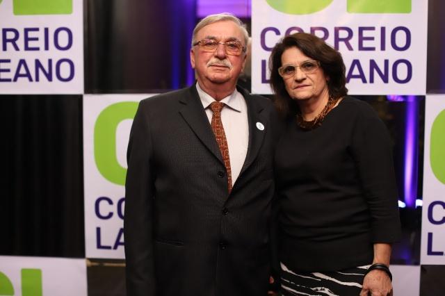 Destaque no Prêmio Empreendedor para Nádia e Zenor José Zamban Foto Memorizze