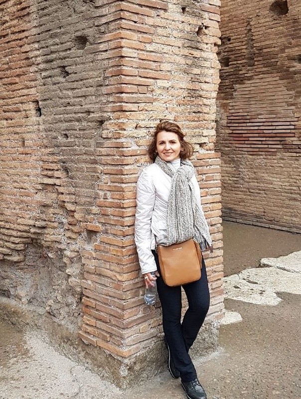 Todo o charme de Ivete Recalcati em solo italiano, durante sua maravilhosa viagem à Europa!