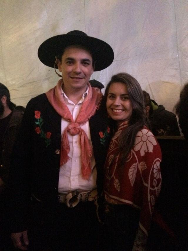 Breno Ramos de Souza e Antônia Valentina de Melo