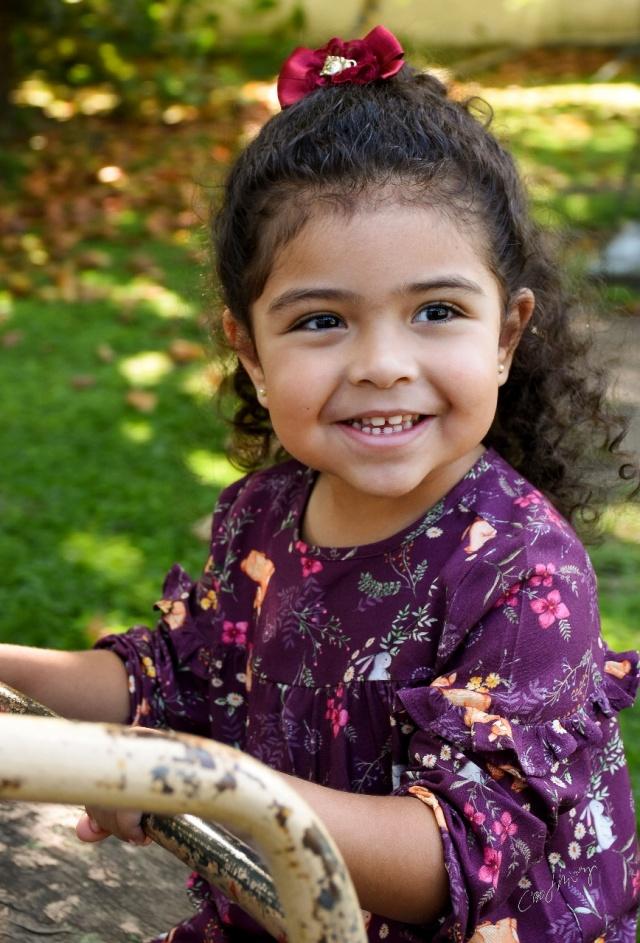 Foi dos mais lindos o aniversário dessa boneca: Isabely Cardoso Costa, filha de Franciele Cardoso Costa e João Paulo Varela Costa. Foto Cao Ghiorzi