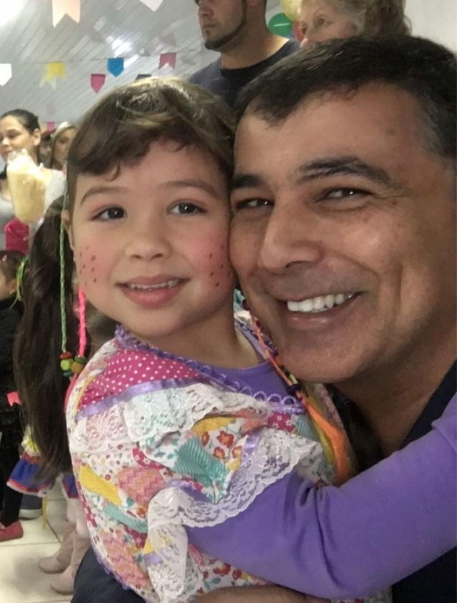 Júlia Padilha, filha de Alexandre Padilha, comemora hoje os seus 5 aninhos. Parabéns!