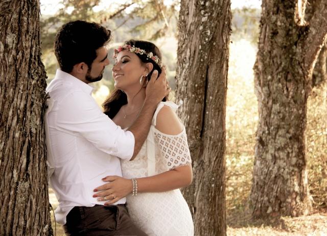 Ritiele Tharine de Jesus e Djulian Nascimento Gargioni já estão com quase tudo pronto para o grande dia do seu Sim! O casamento acontecerá no próximo dia 29 de setembro.