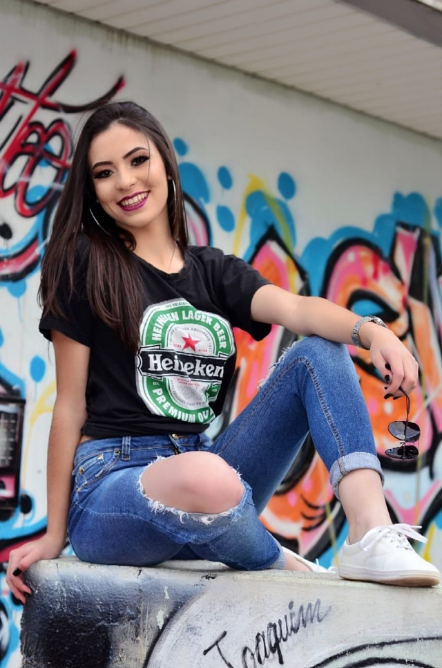 A beleza da joaquinense Vanessa Carvalho