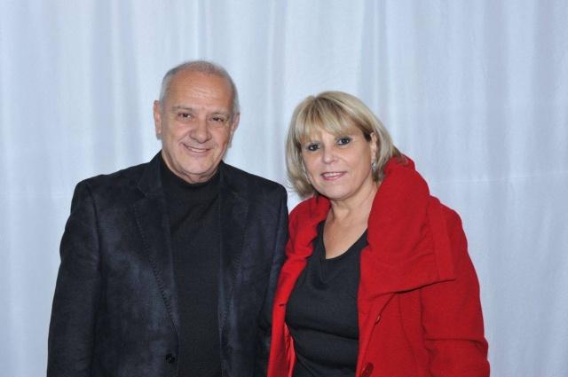 Hoje é dia de parabenizar José Glauco Ramos Jr por seu aniversário. No click, o aniversariante com a esposa Marli Annuseck Ramos