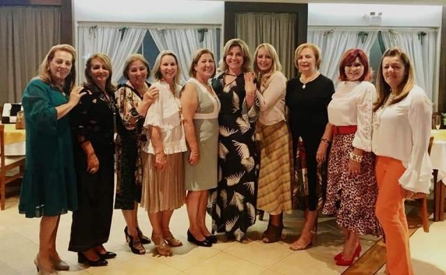 Nossas ladies festejaram com muito carinho os aniversários das queridas amigas, Ingrid Suzana Furtado e Cleusa Salete Antunes da Silva. Parabéns!
