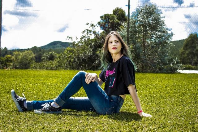Um click lindo de Ana Julia Ribeiro
