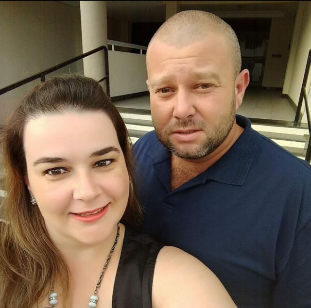 May Schmitz e Marcelo Borges festejaram 3 anos de casamento. Parabéns!