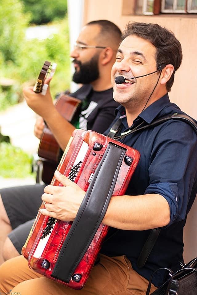 Feliz aniversário para o grande músico lageano Paulinho Guazzelli. Parabéns!!!