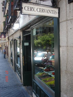 cervantes Madri