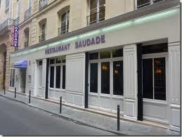 restaurant Saudade  ~foto edc
