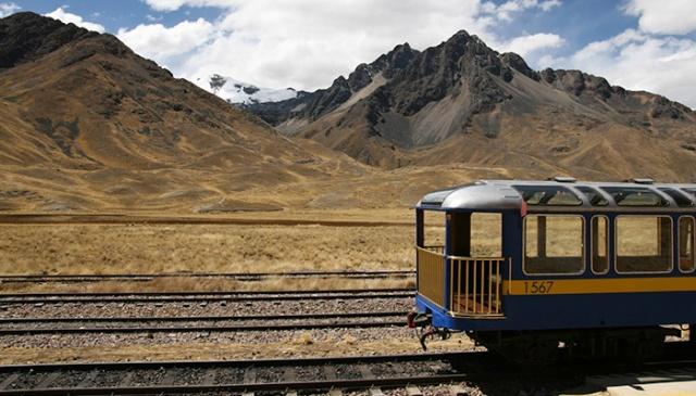 TREM Andean Explorer, Peru