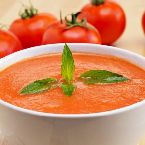gaspacho de tomate