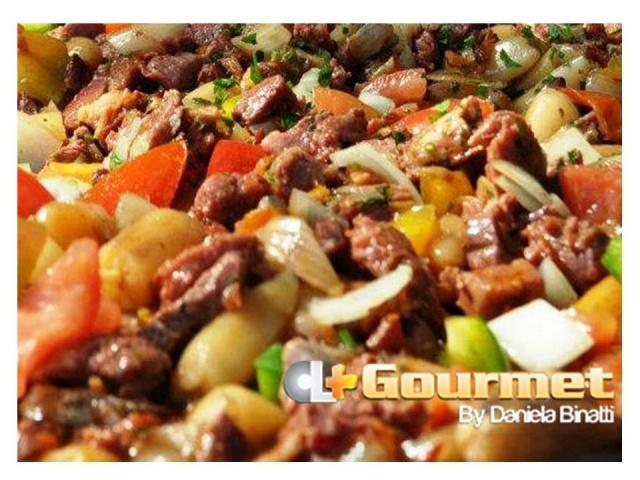 CL Gourmet Entrevero de Pinhao