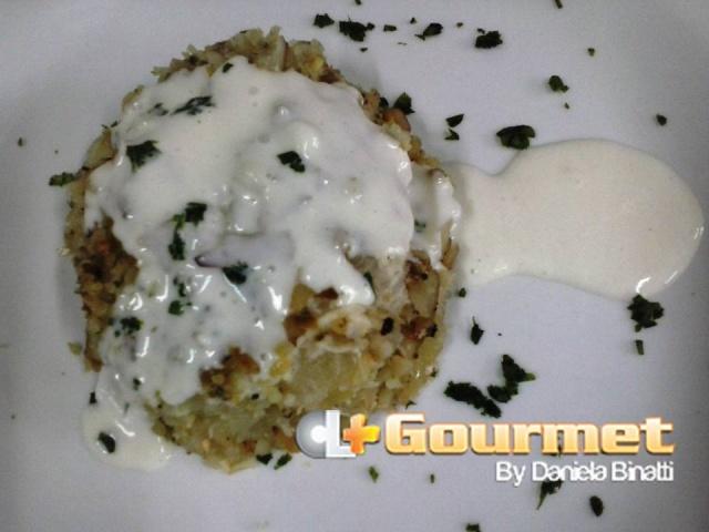 CL Gourmet Escondidinho de Pinhão com Aipim