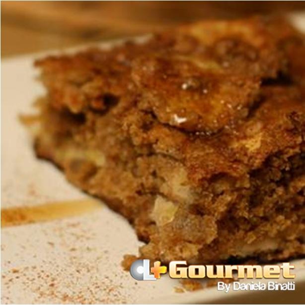 CL Gourmet Bolo de banana saudável