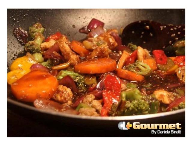CL Gourmet Frango Xadrez