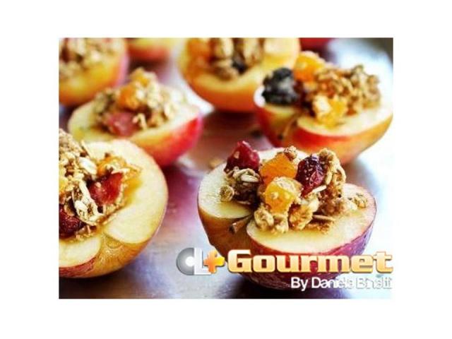 CL Gourmet Maçãs Recheadas