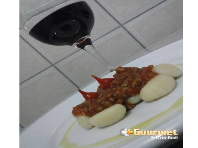 CL Gourmet Nhoque bolonhesa