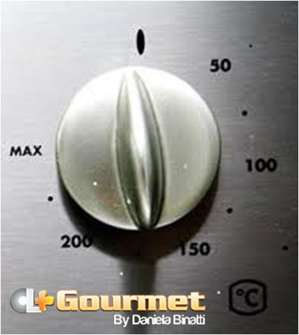 CL Gourmet botão-do-forno