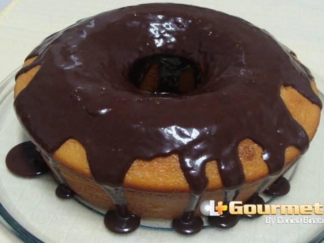 CL Gourmet Bolo Calda Chocolate