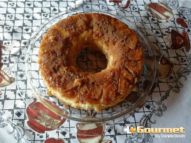 CL Gourmet Bolo de Banana Caramelada