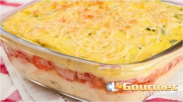 CL Gourmet Escondidinho de Camarao