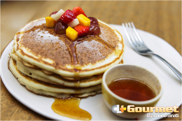 CL Gourmet Panqueca-americana-doce