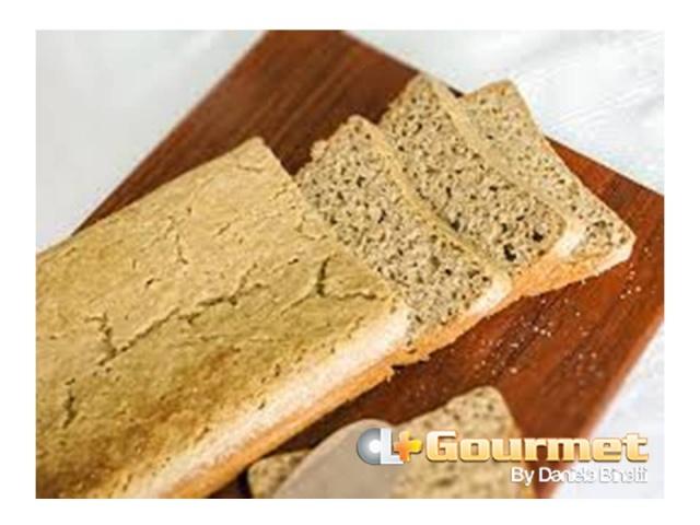 CL Gourmet Pao Biomassa sem Lactose e sem gluten