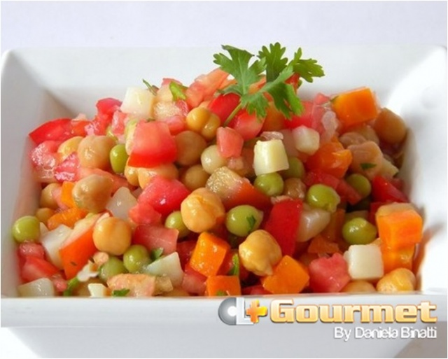 CL Gourmet 15092014 Salada de Grao de Bico com Legumes