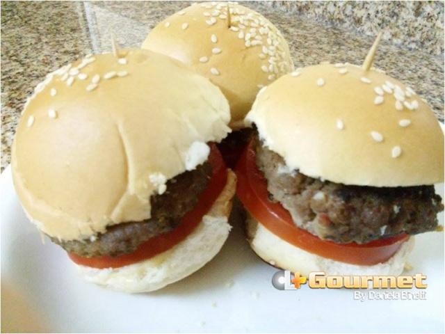 CL Gourmet 08112014 Mini Hamburguer de Carne Bovina