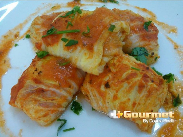CL Gourmet 13112014 Canelone de Acelga Recheado com Presunto e Queijo