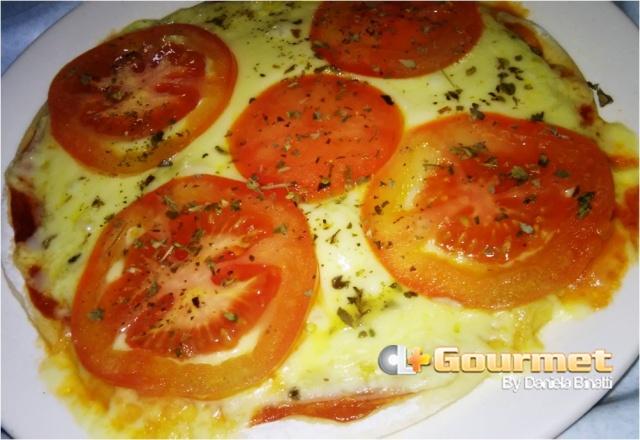 CL Gourmet 15122014 Pizza de pão sírio