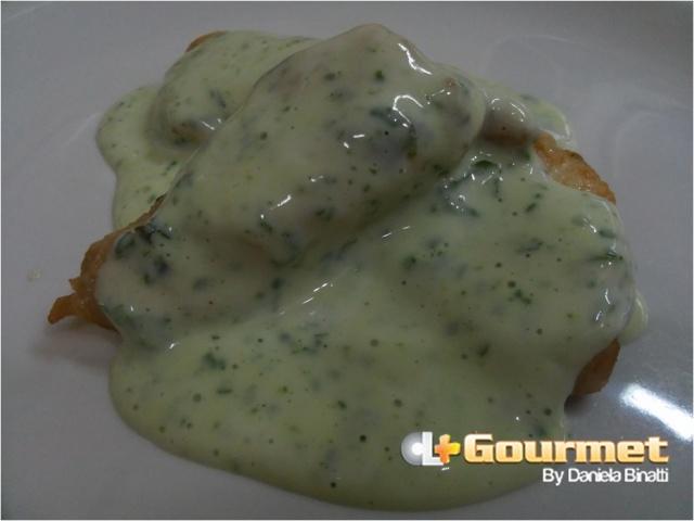 CL Gourmet 29122014 Filé de Frango ao Molho de Espinafre