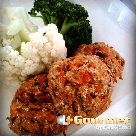 CL Gourmet 17062015 Almondega de Cenoura com Aveia