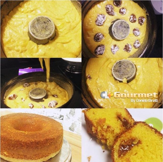 CL Gourmet 02012015 Bolo de Fuba com Doce de Leite