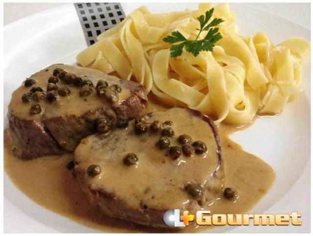 Steak au Poivre Clássica